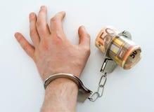 Bribery concept. Stock Photo