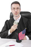 Bribery Royalty Free Stock Photo