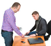 Bribery Stock Photos