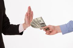 Bribery Stock Image