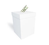 Bribing of voters on the election Stock Photo