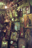 Bric-A-Brac, Istanbul. One stall of thousands in the Grand Bazaar, Istanbul Royalty Free Stock Image