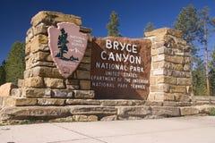 Brice Canyon Royalty Free Stock Photos