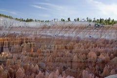 Brice canyon Stock Photos