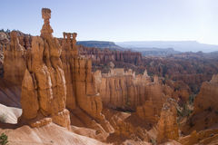 Brice canyon Stock Images