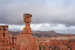 Brice Canyon National Park in Utah, USA Stock Photography