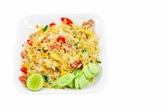 Briciolo Tailandia del riso fritto Fotografia Stock Libera da Diritti
