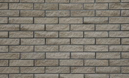 Brick. Wall from a light Royalty Free Stock Photography