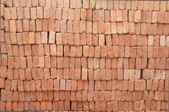 Brick. Arrange lovely Brick in Thailand Stock Photos