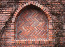 brick arch Royalty Free Stock Images