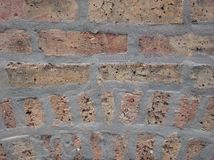 Brick with Arch Royalty Free Stock Photos