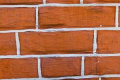 Brick as a background Stock Photo
