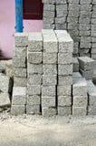 Brick in asia street Royalty Free Stock Photos