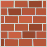 Brick Backdrop Stock Photography