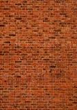 Brick Background. Large expanse of brick wall for background Royalty Free Stock Photo