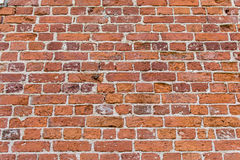 Brick background. Old brick wall as a background image Royalty Free Stock Images