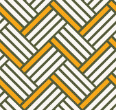 Brick background pattern yellow and green Stock Photos