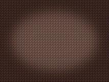 Brick Background Spot Light Royalty Free Stock Photography