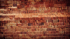 Brick background Stock Images