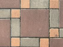 Brick background and texture Stock Images