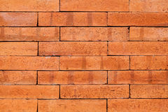 Brick Background. Background of brick wall texture Stock Photos