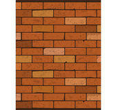 Brick Background. Wallpaper background image of Patterned Brick Wall Stock Photography