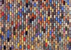 Brick Background Wallpaper Texture Concrete Concept Stock Image