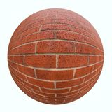 Brick ball Stock Images