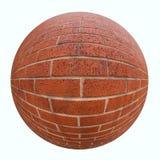Brick ball Stock Images