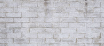 Brick barrier Royalty Free Stock Image