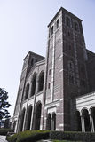 Brick bell towers Stock Image