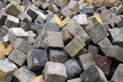 Brick block Royalty Free Stock Photo