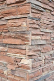 Brick and block Royalty Free Stock Photography