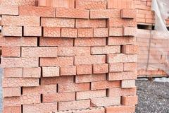 Brick and block Stock Image