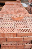 Brick and block Stock Images