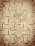 Brick block pattern Royalty Free Stock Images