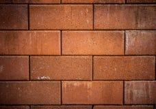 Brick block wall Stock Images