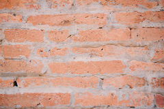 Brick block wall background Stock Photography
