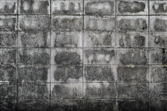 Brick block  wall pattern Royalty Free Stock Images