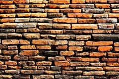 Brick block wallpaper Royalty Free Stock Images