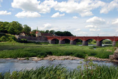 Free Brick Bridge Stock Photo - 15345090