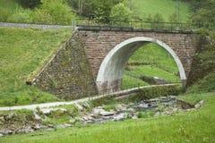 Brick Bridge Royalty Free Stock Images