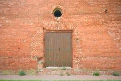 Brick building Stock Photos