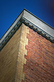 Brick building Royalty Free Stock Photo