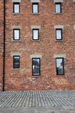 Brick building Royalty Free Stock Photos