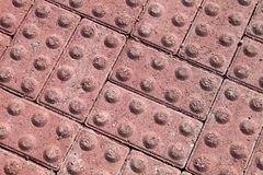 Brick Building Blocks Stock Image
