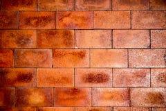 Brick burn panel texture. Background Stock Image