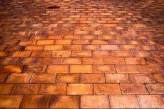 Brick burn panel texture. Background Stock Photo