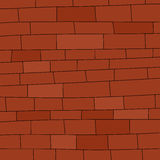 Brick Cartoon Background Stock Photos