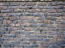 Brick and Cement Wall Royalty Free Stock Photos